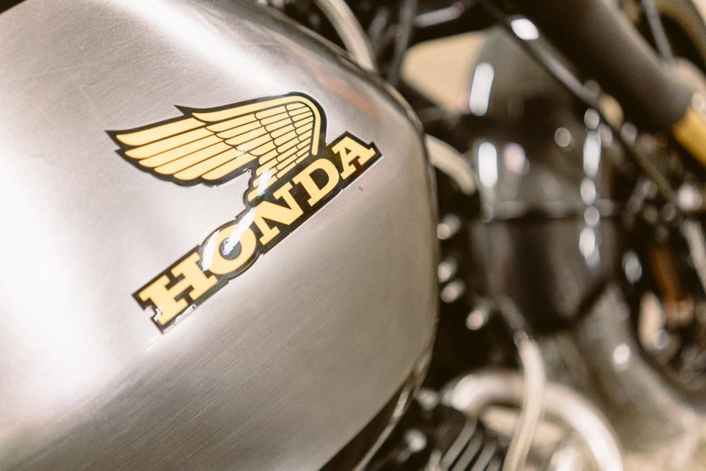 Réservoir Honda FX650 préparée - Atelier Mécaservices92